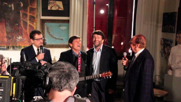 Bologna ricorda Dalla, Morandi fa cantare Franceschini ...