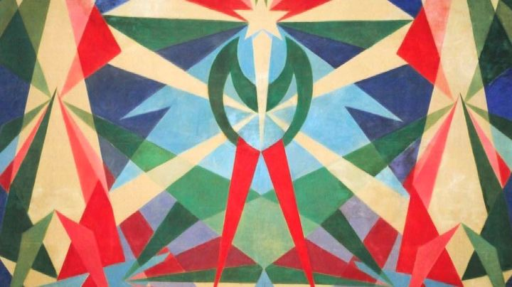 Balla Genio Futurista per Expo: un arazzo nel Padiglione ...