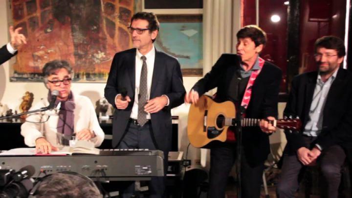 Tre anni senza Dalla, musicisti e amici nella sua casa a ...