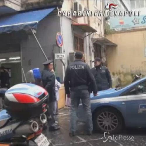Blitz contro clan quartiere Forcella di Napoli: 50 arresti  ...