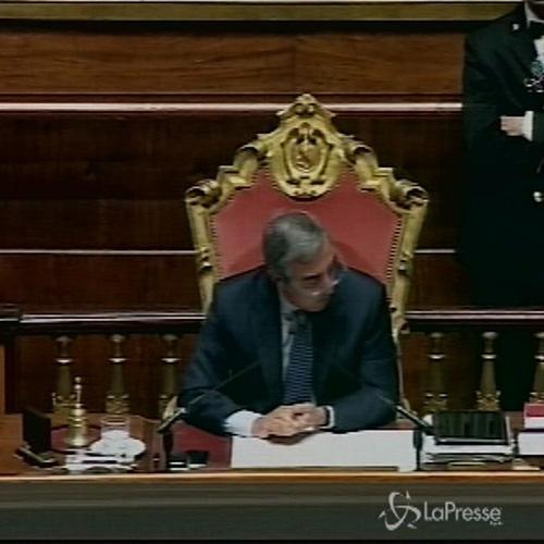 In Senato discussione su scontri Roma: contestazioni per ...