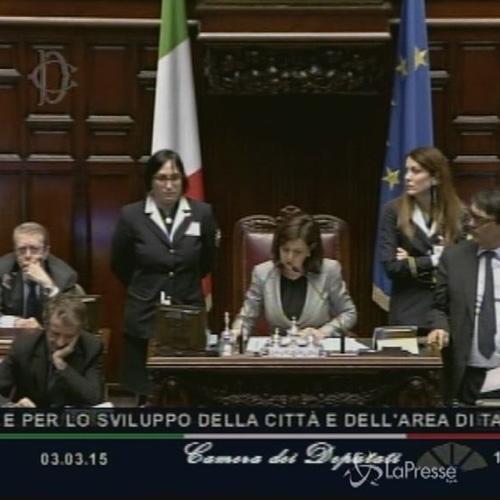 Ok della Camera a decreto Ilva con 284 sì: è legge
