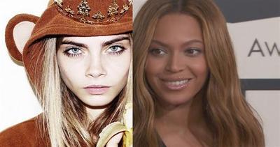Cara Delevingne e Beyonce faranno musica insieme?