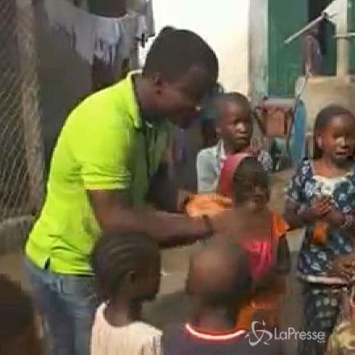 Ebola, Oxfam: Servono 60 milioni per servizi idrici in ...