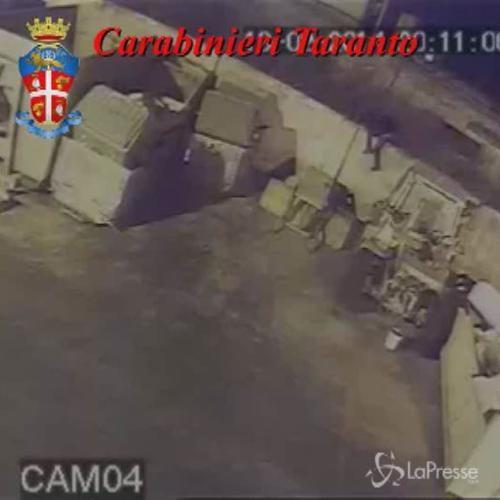 Attentati dinamitardi in provincia di Taranto: nove arresti ...
