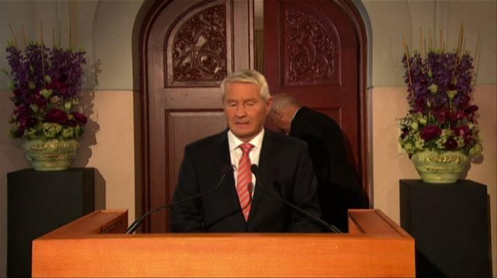 Costretto a dimettersi presidente comitato Nobel pace ...