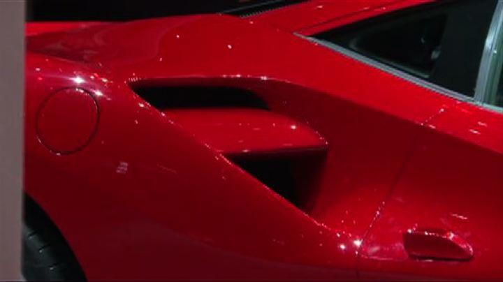 Ferrari, a Ginevra presentata l'innovativa 488 GTB