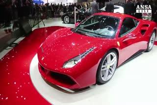 Ferrari, a Ginevra la 8 cilindri piu' veloce di sempre