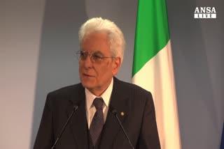 Mattarella: da Ue fiducia nell'Italia