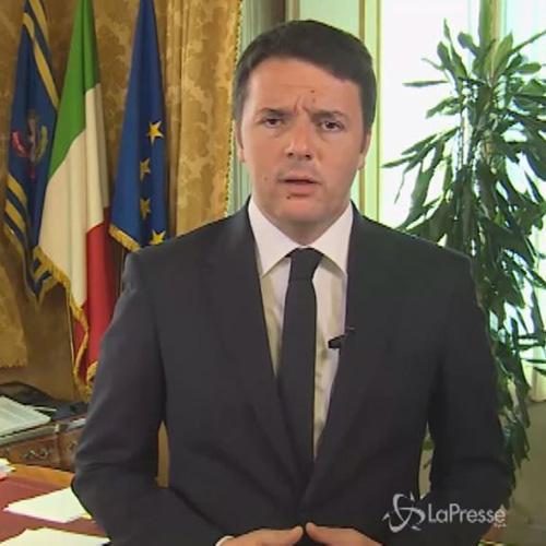 Renzi: Una settimana di tempo per discutere riforma scuola ...