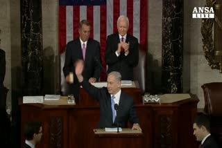 Netanyahu, Iran avra' la bomba atomica. Il gelo di Obama    ...