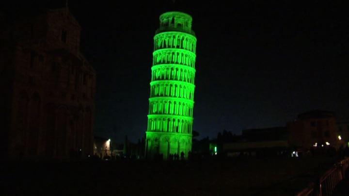 Per San Patrizio l'Irlanda invita a colorare il mondo di ...