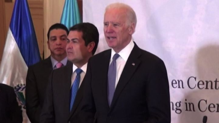 Usa, Joe Biden in Guatemala per contrastare i flussi ...