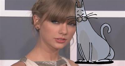 Taylor Swift teme di diventare una 'gattara'