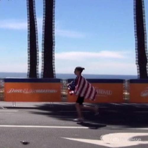 Record mondiale per Blanca Ramirez: a 12 anni 7 maratone in ...