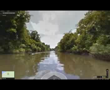 Street View entra nella Foresta Amazzonica
