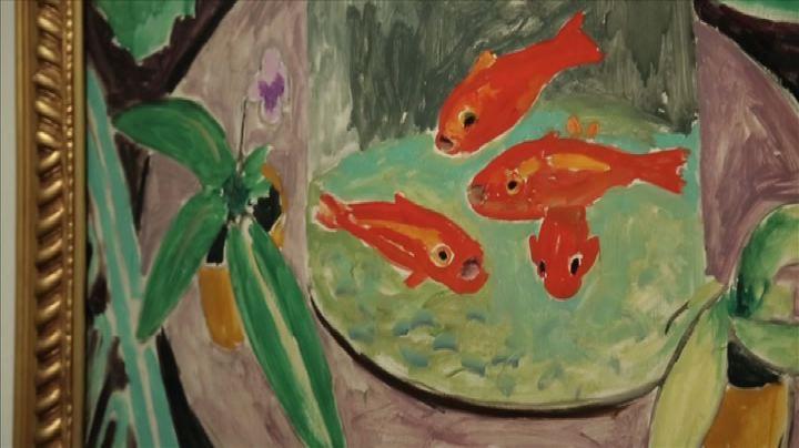 Matisse e le suggestioni d'Oriente, a Roma in mostra ...