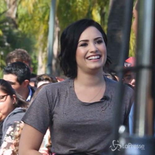 Demi Lovato torna in tv: finalmente splendente dopo periodo ...