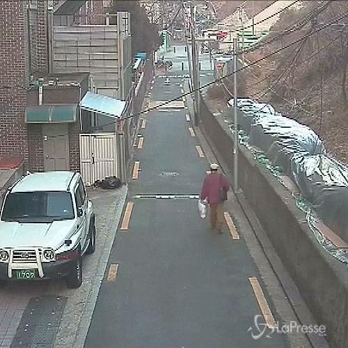 Corea del Sud, le immagini dell'assalitore di Lippert ...