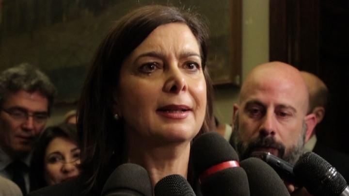 8 marzo, Boldrini: è giusto dire la ministra, non è ...