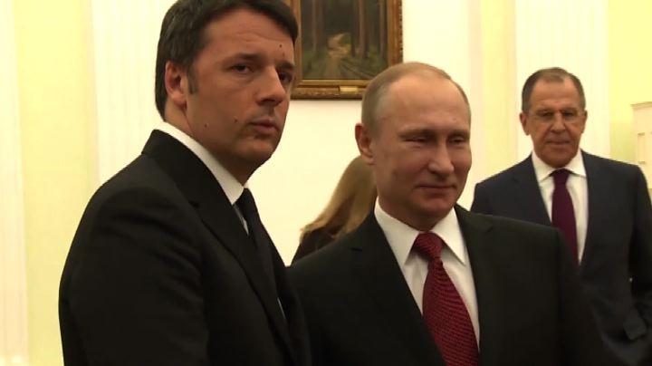 Bilaterale Renzi-Putin, il dossier Libia tra i temi più ...