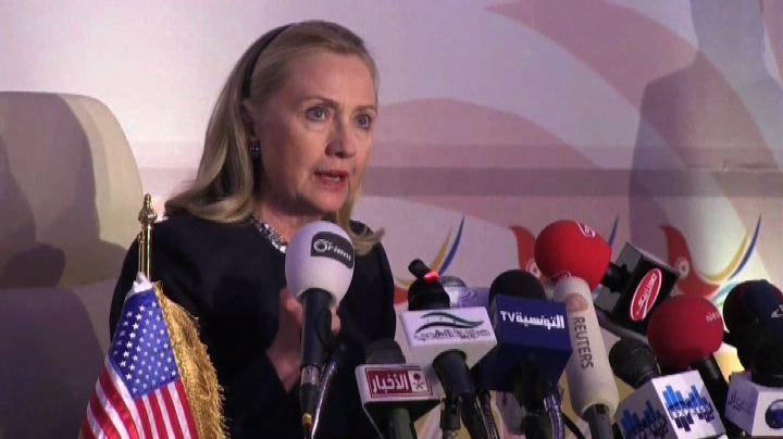 Mail dall'account personale, Hillary Clinton nella bufera   ...