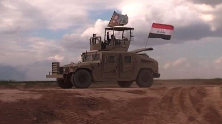 Iraq, prosegue l'offensiva a Tikrit contro i miliziani ...