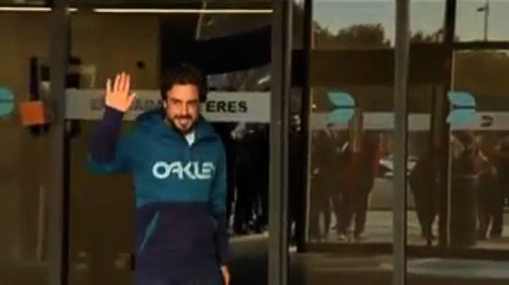 Giallo di Alonso, El Pais: Fernando ha perso 20 anni di ...