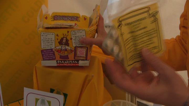 Coldiretti: attenzione al kit per produrre il parmigiano ...