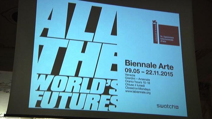 I futuri del mondo nell'Età dell'ansia: la Biennale d'arte ...