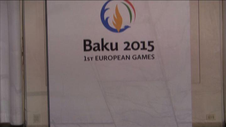 First Lady dell'Azerbaigian presenta a Roma primi Giochi ...