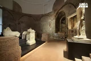 """Il tempio di Romolo diventa un """"museo"""""""
