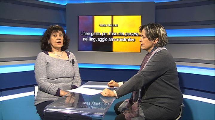 8 marzo, Cecilia Robustelli: il linguaggio cambia con le ...