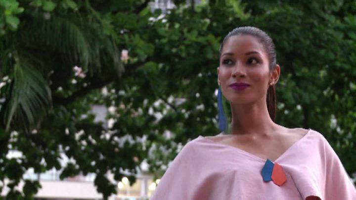 Niente Fashion Week e le modelle di Rio sfilano per le ...