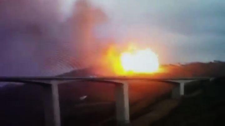 Abruzzo, esplode una condotta del gas: una decina i feriti  ...
