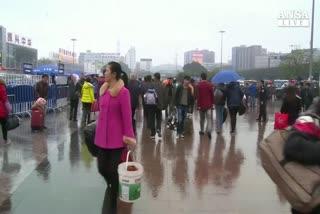 Assalto a colpi di coltello in Cina