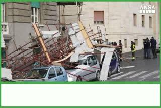 Traliccio su gasdotto, tre esplosioni in Abruzzo