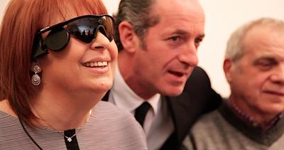 Occhio bionico per non vedenti: a Camposampiero il primo ...