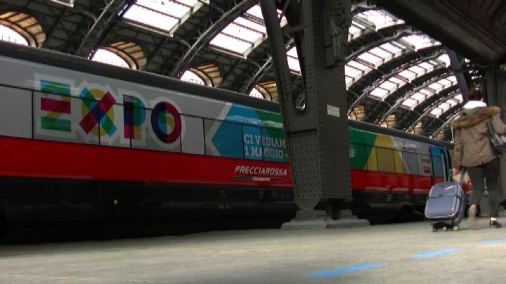 Expo 2015 punta sul treno e si aspetta che lo usi 30% ...
