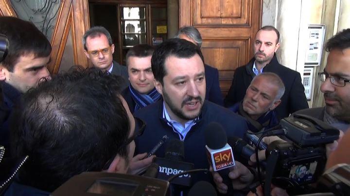 Lega, Salvini: sono stufo di comizi blindati, non è democrazia