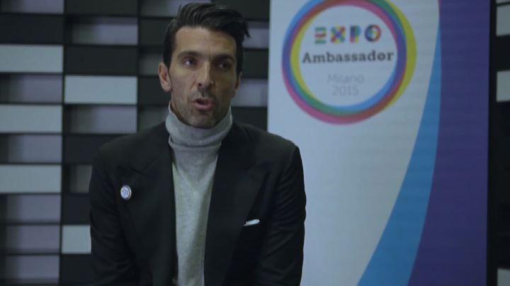Buffon ambassador di Expo 2015: il cibo tra glamour e ...