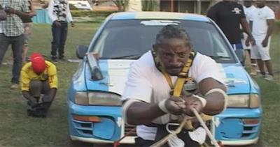 L'uomo più forte del mondo sarà in Uganda?