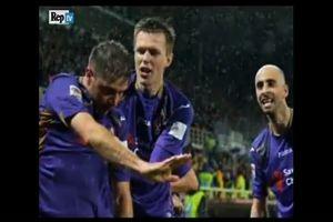 Fiorentina-Milan: litigio in diretta tra giornalisti Rai