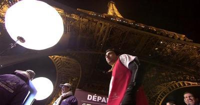 Parigi: 1665 gradini in pochi minuti. È record!