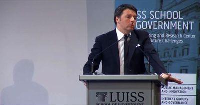 Legge elettorale, Renzi: Italicum sarà copiato da mezza ...