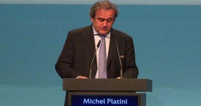 Calcio, Platini rieletto presidente della Uefa per la terza ...