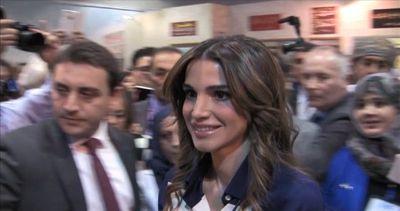 Rania di Giordania: amo l'Italia, il turismo è risorsa di ...