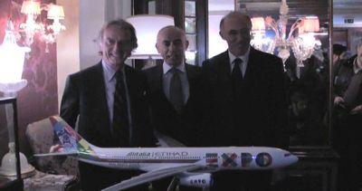 Alitalia, Montezemolo: Passo importante, da 2017 torna in ...