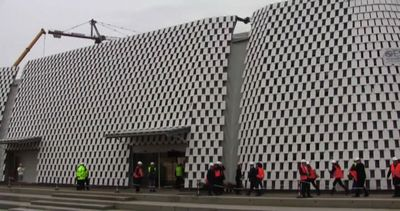Expo 2015, Padiglione Intesa Sanpaolo già al traguardo     ...