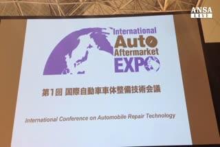 Trasporti: presentata in Giappone la nuova 'revisione' auto ...